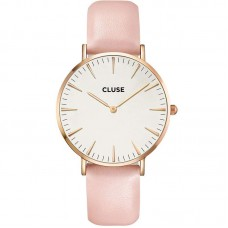 CLUSE LA BOHÈME ROSE GOLD WHITE/PINK CL18014