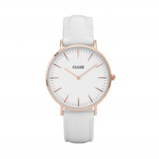 CLUSE LA BOHÉME ROSE GOLD WHITE CL18042
