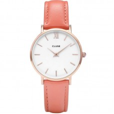 CLUSE MINUIT GOLD WHITE/FLAMINGO CL30045