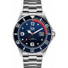 Ice Watch - metal - Marine silver Large - 3H - 015 775