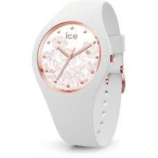 Ice Watch  Flower- Spring white-Medium 016 669
