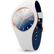 Ice Watch - Duo chic-White marine Medium-016 983