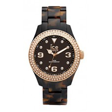 Ice Watch Ice Elegant Tortoise Rose Gold EL.TRG.U.AC.12.