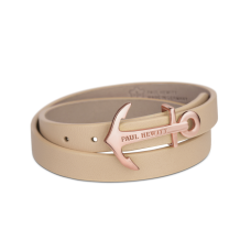 Paul Hewitt karkötő North Bound Rose Gold Haselnut PH-WB-R-22M
