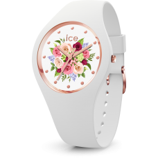 Ice Watch  Flower- White bouquet- Small 017 575
