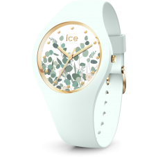 Ice Watch  Flower- Mint garden-Medium 017 581