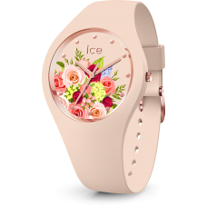 Ice Watch  Flower- Pink bouquet- Medium 017 583