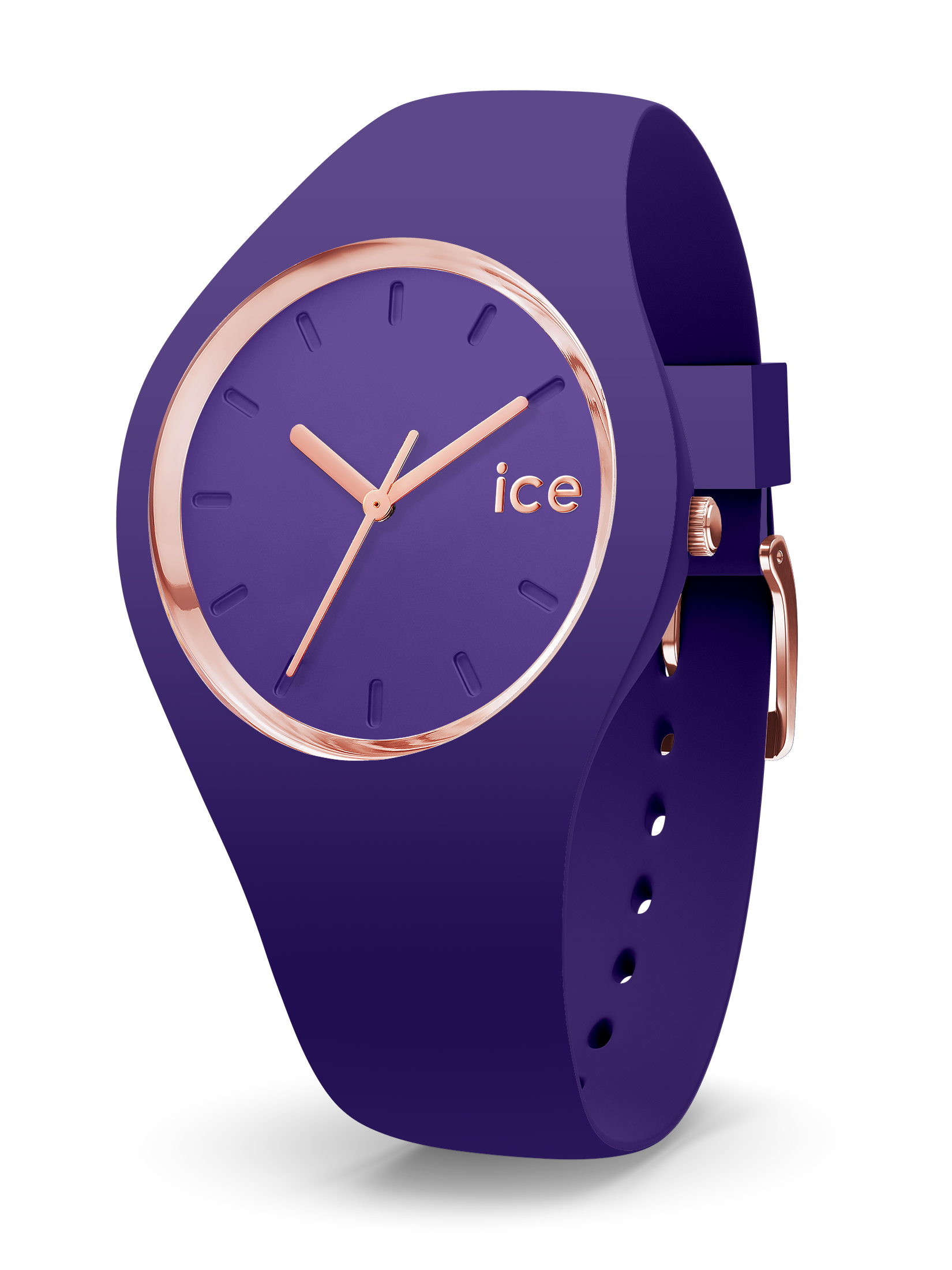 Ice Watch - ICE GLAM COLOUR - Violet - medium (M) 015696 daf0b5b3ac